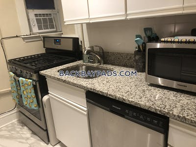 Back Bay Updated 1-Bed!!! Boston - $3,200