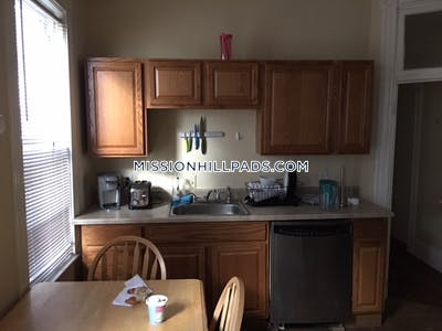 Mission Hill 4 Beds 2 Baths Boston - $4,200